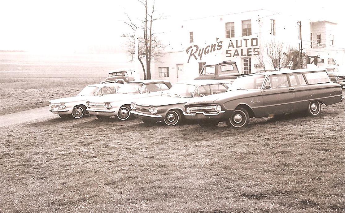 Ryan Auto Sales >> About Ryan Auto Rv